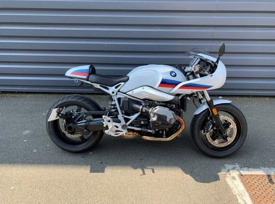 BMW R 1200 NINE T RACER