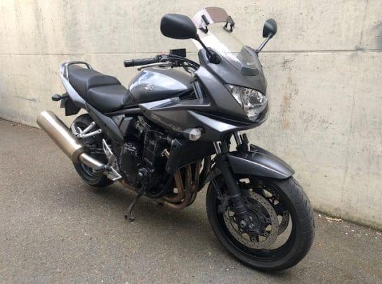SUZUKI GSF1250 BANDIT S ABS