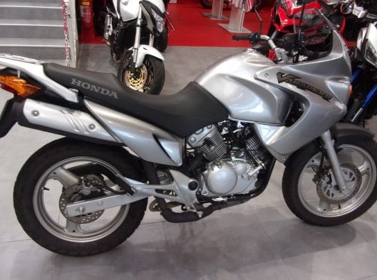 HONDA HONDA 125 VARADERO XLV 2005