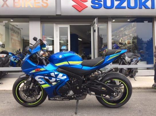 SUZUKI SUZUKI GSX-R1000 d'occasion