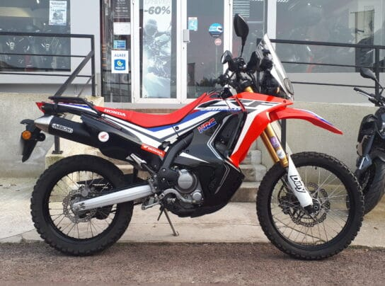 HONDA CRF 250 L RALLY