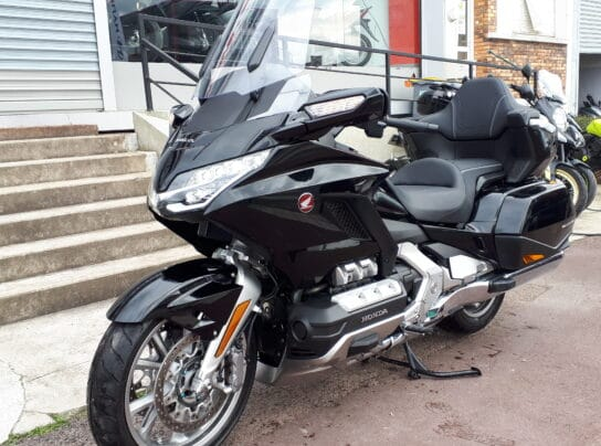HONDA GOLDWING 1800 DCT