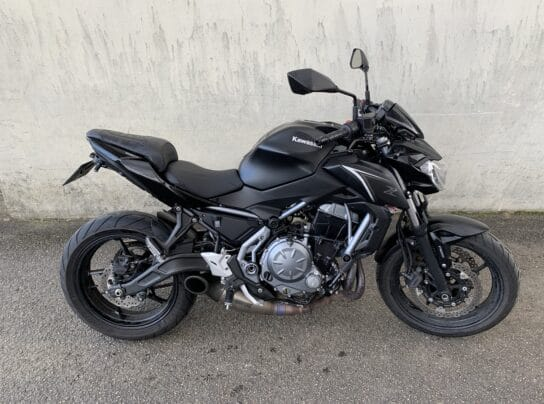 KAWASAKI Z650 ABS A2