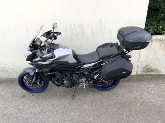 YAMAHA TRACER 900 - MT09 TRACER