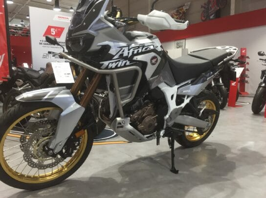 HONDA AFRICA TWIN CRF1000