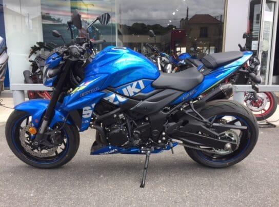 SUZUKI SUZUKI GSX-S750 A2 MOTO GP