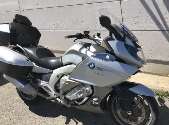 BMW K 1600 GTL