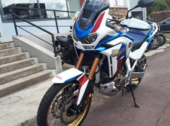 HONDA africa twin 1100 adventure