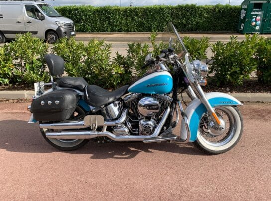 HARLEY DAVIDSON SOFTAIL DELUXE 1690
