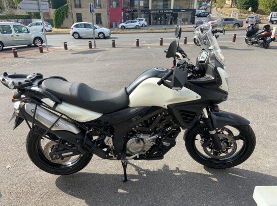 SUZUKI DL 650 ABS
