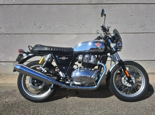 ROYAL ENFIELD CONTINENTAL GT650 A2