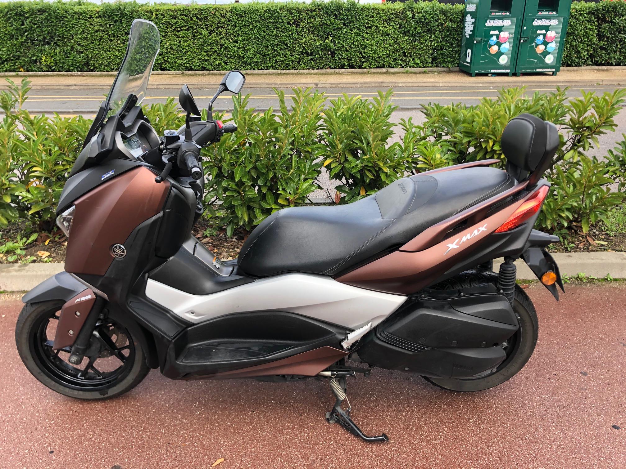 Yamaha X-Max 300, le immagini - Corriere.it
