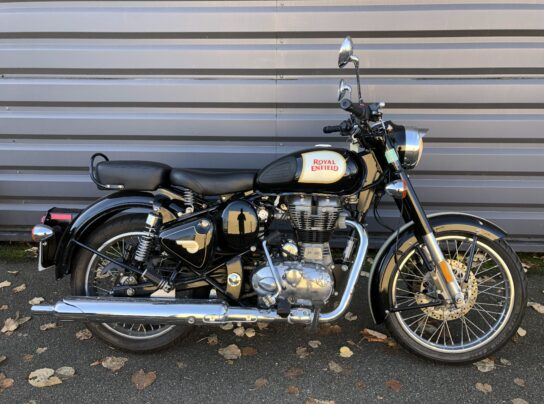 ROYAL ENFIELD CLASSIC BULLET 500