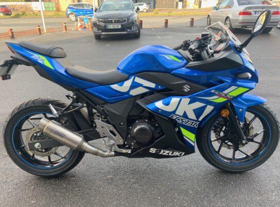 SUZUKI GSX-R 250