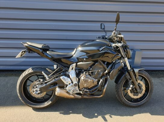 YAMAHA MT-07 ABS A2