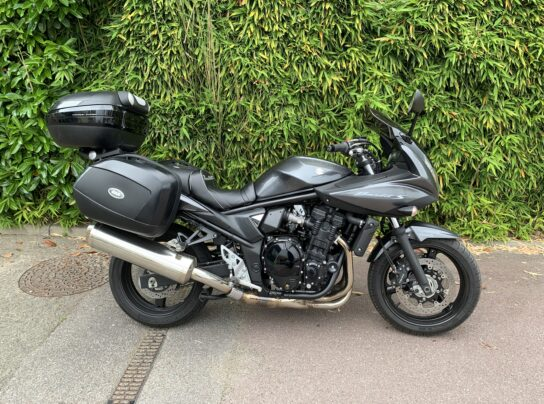 SUZUKI BANDIT 650 GSF 650 ABS