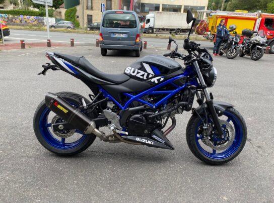 SUZUKI SV650 A2