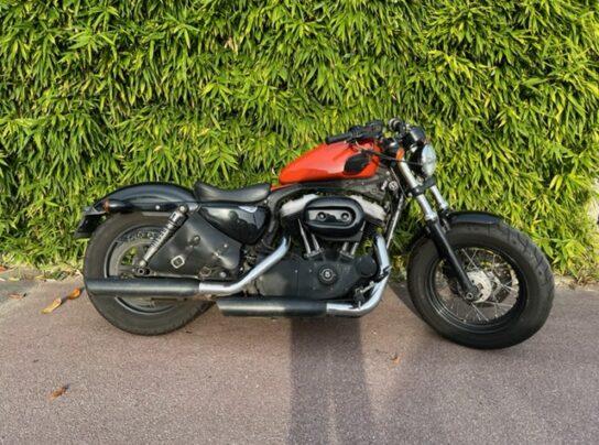 HARLEY DAVIDSON XL 48 1200