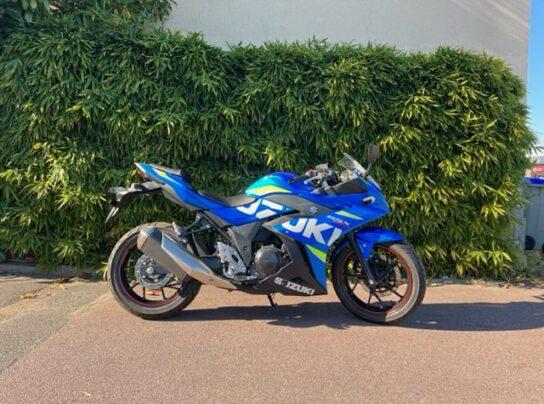 SUZUKI GSXR 250